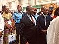 Luc Magloire Mbarga, ministre camerounais du Commerce à Yaoundé, le 17 septembre 2019.jpg