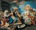Luca Giordano, copies - Series of the Four Parts of the World. Europe - Google Art Project.jpg