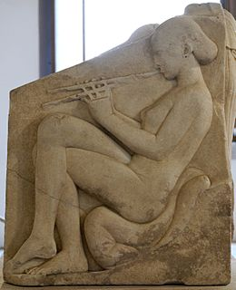 Ludovisi Throne sculpture