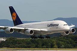 Lufthansa A380 D-AIMA-1