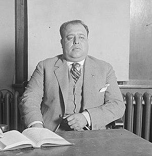 Regional Confederation of Mexican Workers - Luis N. Morones in 1925