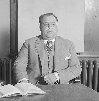 Álvaro Obregón - Luis N. Morones in 1925