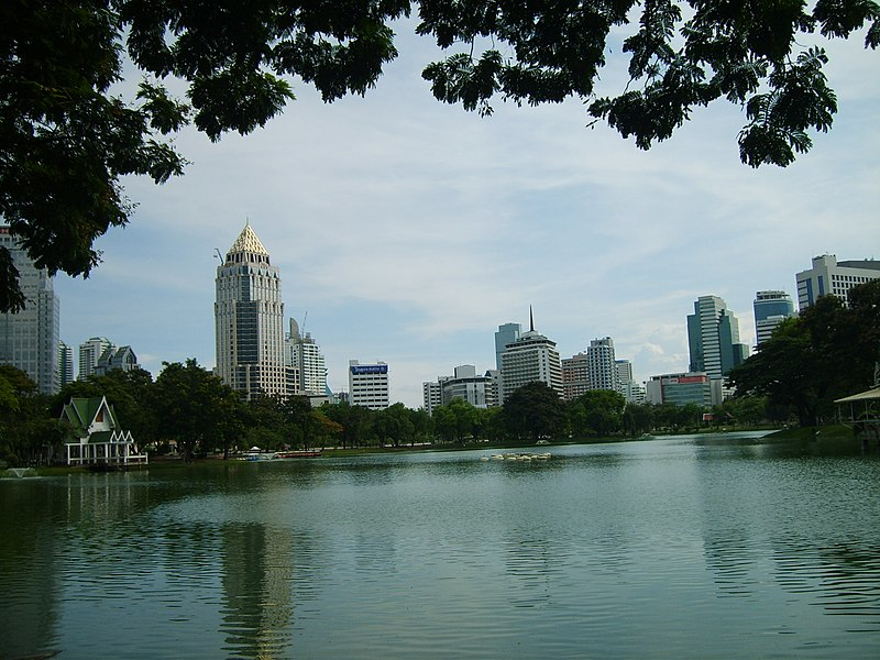 File:Lumpini Park, Bangkok - panoramio.jpg