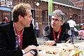 Lunch with Martijn Verver and Peter van Ingen (VPRO) (287963337).jpg