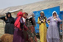 Lur female nomads in Lorestan Province.jpg