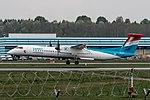 Luxair, DHC-8-Q400, LX-LGF, 2017-04-22@LUX-101.jpg