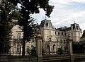 Lwów , Polish , Lviv , Львов - Palace of Potocki Family - Pałac Potockich został wzniesiony w stylu francuskiego renesansu w latach 1889-90 wg projektu francuskiego architekta Ludwika Dauveregne'a przerobionego pr - panoramio.jpg