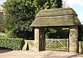 Lych gate, All Saints - geograph.org.uk - 1185712.jpg