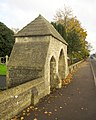 Lychgate of St Saviours, Coalpit Heath-geograph.org.uk-3756971.jpg