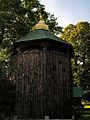 Młodowice dzwonnica przy cerkwi greckokatolickiej, ob. prawosławnej pw. św. Anny JoannaPyka.JPG