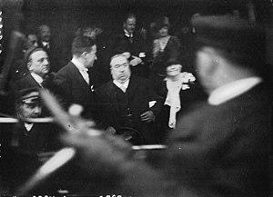 Horace Finaly - Saint Honoré d'Eylau: Horace Finaly, director general of the Banque de Paris et des Pays-Bas (1926)