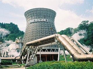 Geothermal power in Japan