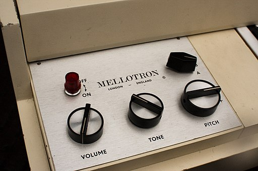 MELLOTRON (panel)