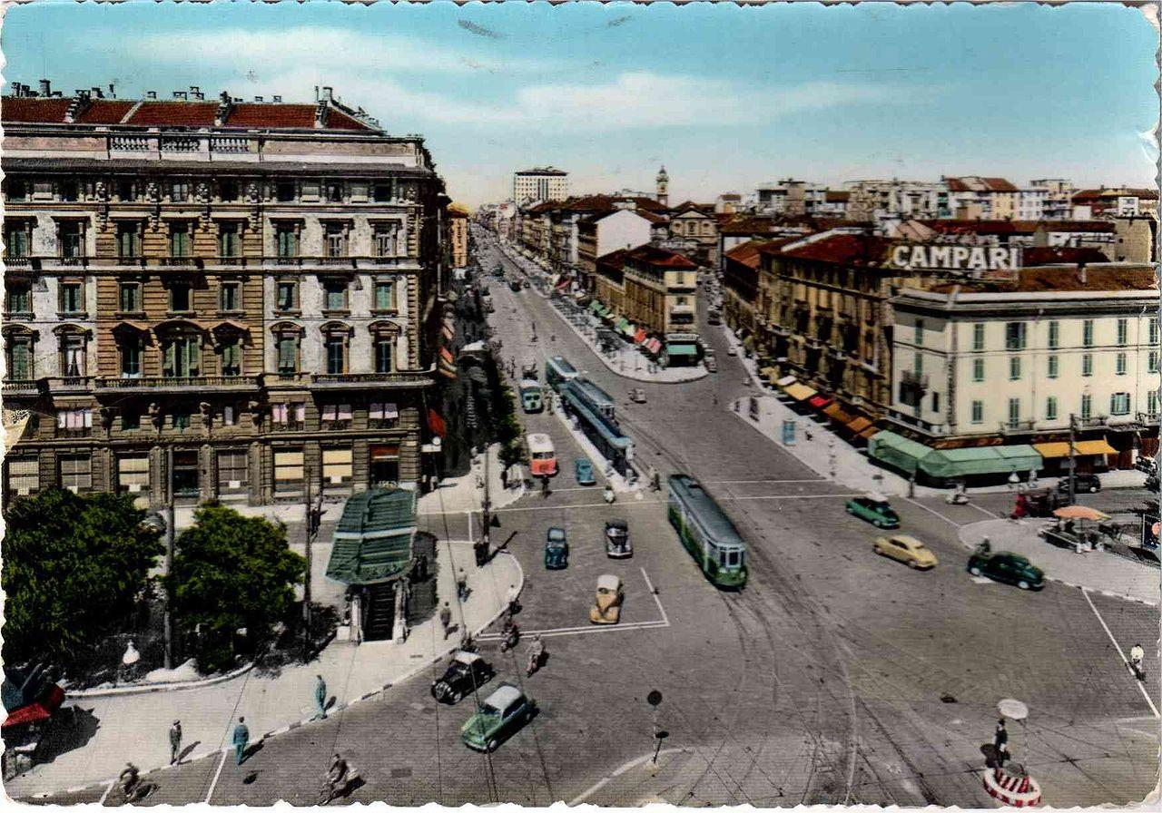 File mi milano 1957 corso buenos wikimedia commons for Corso stilista milano