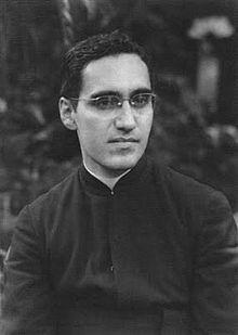 Oscar Romero nel 1941 a Roma.