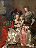 MOSNIER Jean-Laurent 1785c La famille Bergeret de Grandcourt.jpg