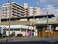 MT-Kariyashi Station-Gate 2016.JPG