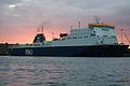 MV Norbank P^O River Liffey Dublin - Flickr - D464-Darren Hall.jpg