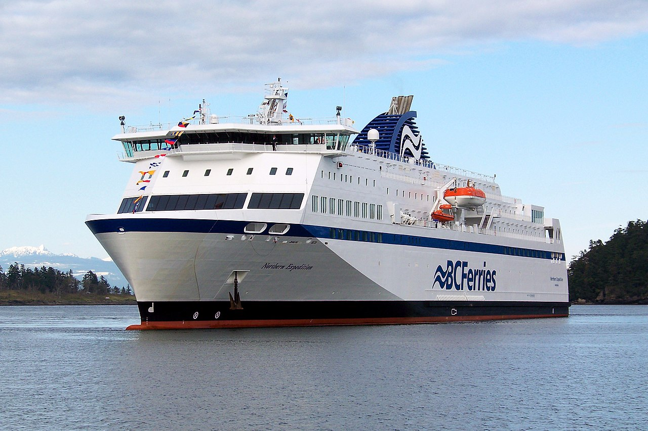 BC Ferry names