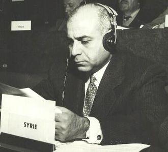 Vice President of Syria - Image: Maamoun Kuzbari
