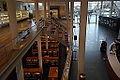Maastricht, Centre Céramique, zicht op entreehal, souterrain en mezzanino vanaf cafetaria2.JPG