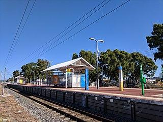 Maddington railway station Railway station in Perth, Western Australia