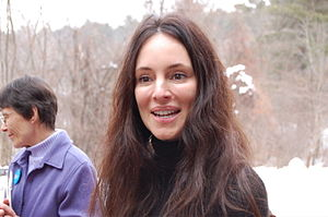 Madeleine Stowe, New Hampshire 2008 - Photo by...