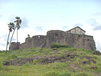 Madh Fort - Image: Madh fort 2