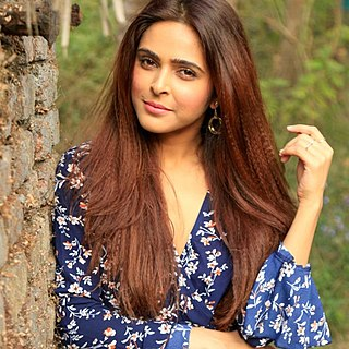 Madhurima Tuli Indian actress
