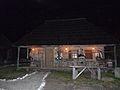Magical night at a farmhouse in Satul Bucovinean, Bucovina area, Romania.jpg