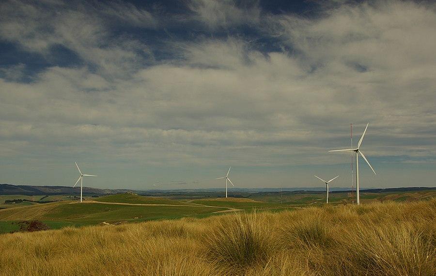 Mahinerangi Wind Farm