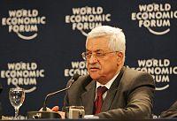 Mahmoud Abbas, Davos