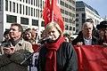 Mahnwache gegen die Militärintervention in Libyen am 20. März 2011 vor dem Brandenburger Tor in Berlin (6).jpg