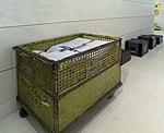 Mail carriage (PTT Museum in Belgrade).jpg
