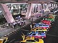 Main Taxicab stand of Suvarnabhumi Airport.JPG