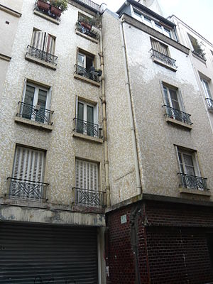 Aux Belles Poules - Aux Belles Poules facade