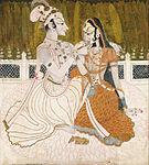 Maker unknown, India - Krishna and Radha - Google Art Project.jpg