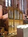 Malchow Orgelmuseum Klosterkirche Orgel aus Stralendorf 1856 F.W.Winzer.jpg