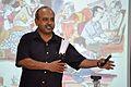 Manash Bagchi - Presentation - Technology for Museums - VMPME Workshop - NCSM - Kolkata 2015-09-08 3108.JPG
