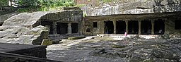 Mandapeshwar Caves Panorama view.jpg