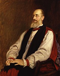 Hubert von Herkomer: Mandell Creighton