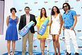 Mandira Bedi, Rakshit Hargave, Lara Dutta, Sheetal Mallar and Rannvijay Singh at the launch of NIVEA Sun in India (10).jpg