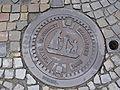 Manhole covers in Stavanger.JPG