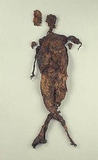 Mannelijk veenlijk uit Exloërmond, Drents Museum, 1914 V1.jpg