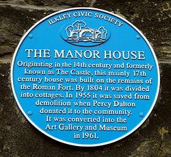 Photo of Blue plaque № 2282