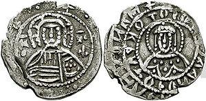 Stavraton - Stavraton of the Emperor Manuel II Palaiologos (r. 1391–1425).