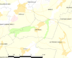 Map commune FR insee code 14355.png