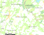 Map commune FR insee code 24489.png