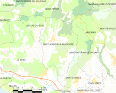 Map commune FR insee code 34268.png
