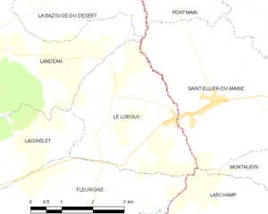 Map commune FR insee code 35157.png
